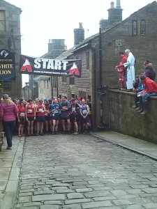 Heptonstall Fell Race