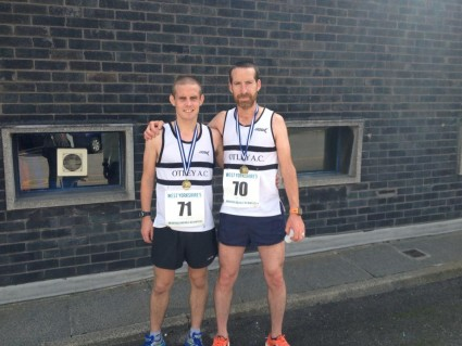 West yorkshire 5 mile_Finish