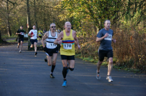 howard at leeds christmas challenge 10k