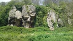 Some rocks! Creswell Crags