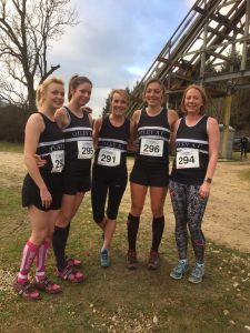 Yorkshire Cross Country Championships @ Lightwater Valley | North Stainley | England | United Kingdom
